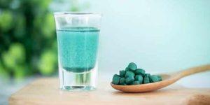 capsulas de espirulina